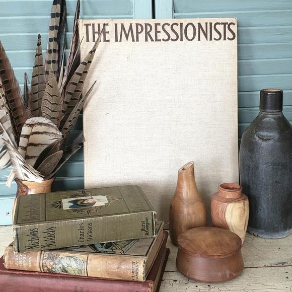 The Impressionists Oversize Art Book